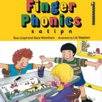 Finger Phonics Book 1