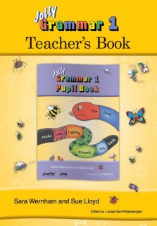 Jolly Grammar 1 Teacher's Book