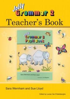 Jolly Grammar 2 Teacher's Book