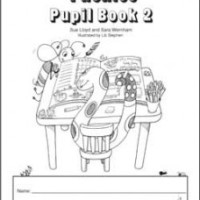 Jolly Phonics Pupil Book 2 (B & W)