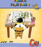 Jolly Phonics Pupil Book 2 (Colour In Precursive Letters)