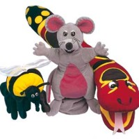 Jolly Phonics Puppets