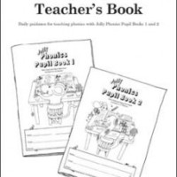 Jolly Phonics Teacher's Book (B & W)