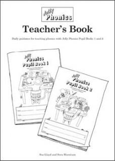 Jolly Phonics Teacher's Book (B & W)