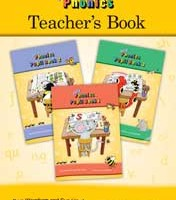 Jolly Phonics Teacher's Book (Colour In Precursive Letters)